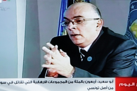 Interviewee in Beirut, from human rights NGO