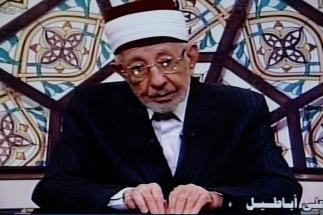 Imam of Omayyad Mosque, Sheik Ramadan al-Buti