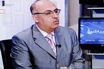Interviewer, Syrian TV