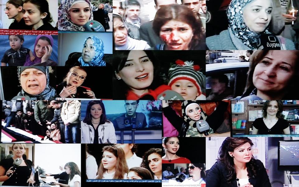 Women collage 3