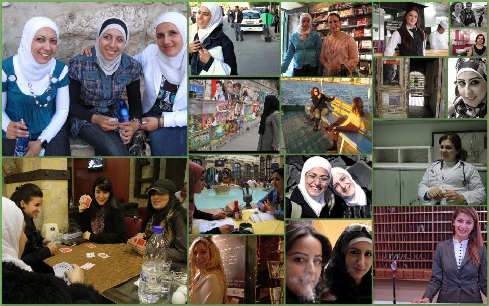 Women of Damascus
