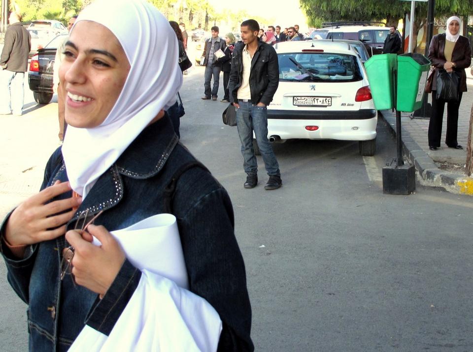 Damascus Uni Medical Student