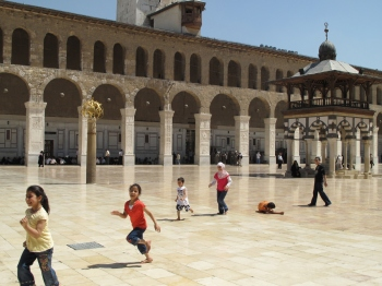 Umayyad Mosque Damascus